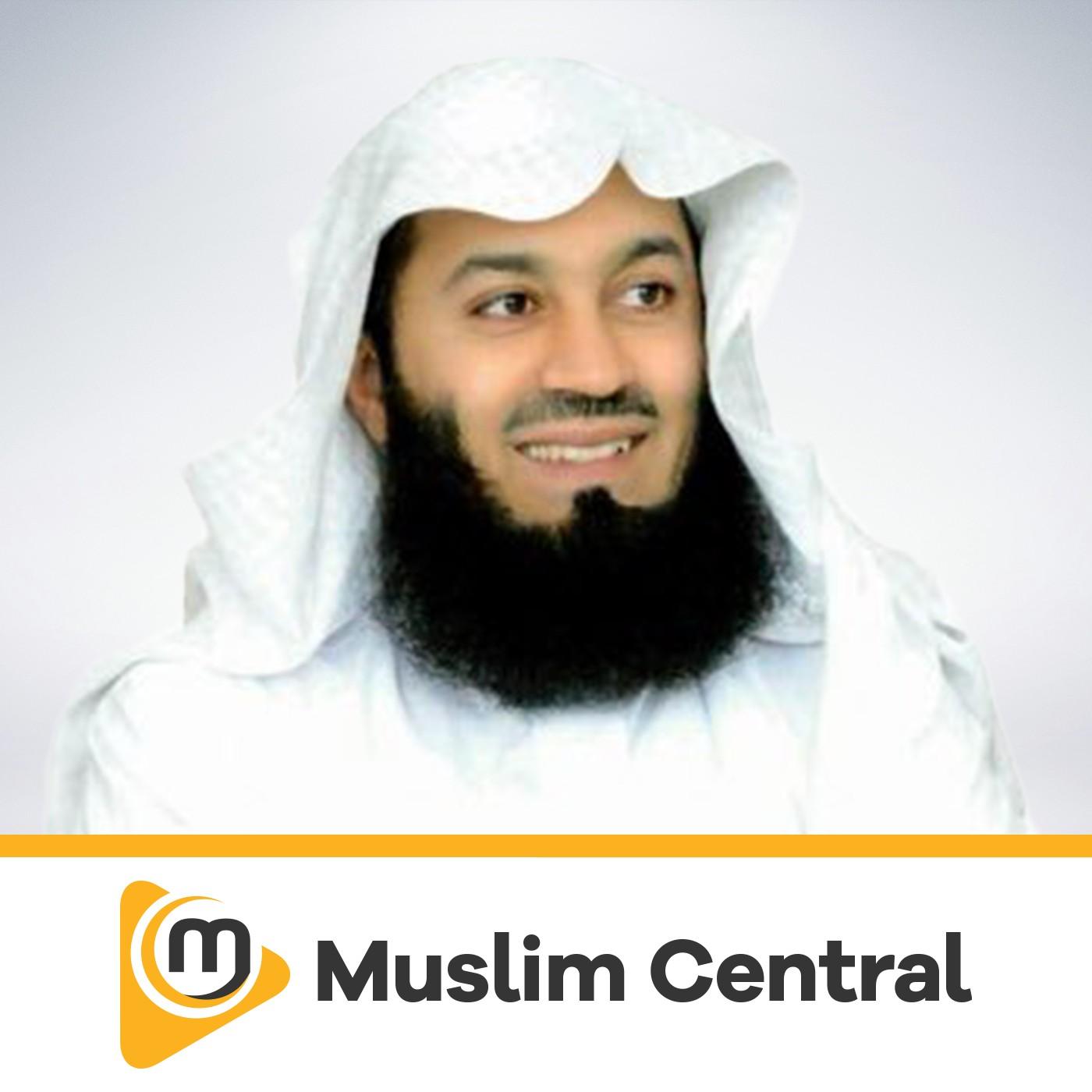 Menk biography mufti Home